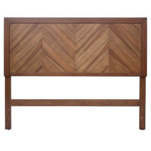 Piero Chevron Queen Headboard Monterey