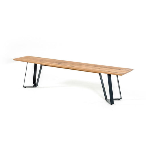 Pisa Drift Oak Dining Bench