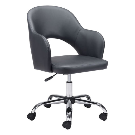 Plano Office Chair Black