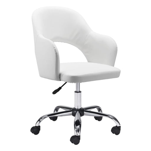 Plano Office Chair White