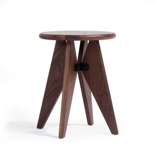 Prouve Stool Side Table