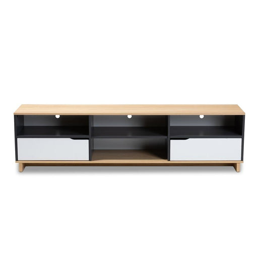 Relay Mid Century Modern TV Stand