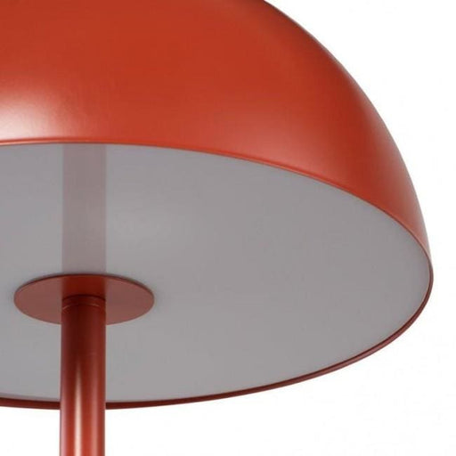 Rocio Minimalist Table Lamp Terracotta