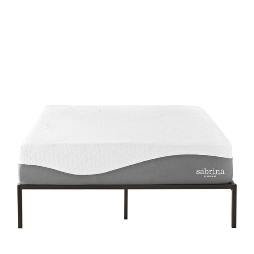 SABRINA 12 QUEEN MEMORY FOAM MATTRESS
