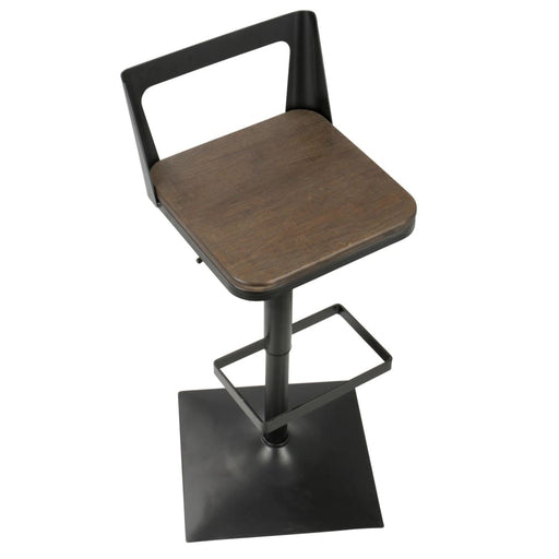 Samuel Bar Stool Black Espresso