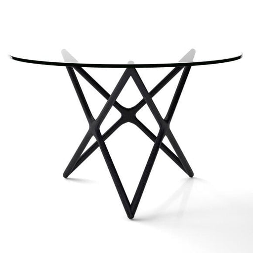 Sean Dix Triple X Dining Table Black
