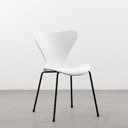 Series 7 Side Chair White Set of 2