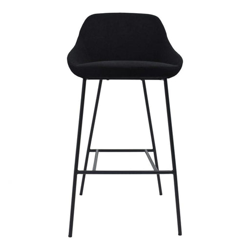 SHELBY BAR STOOL BLACK
