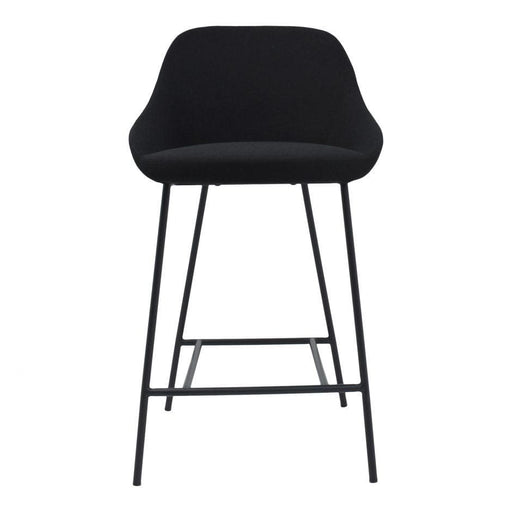 SHELBY COUNTER STOOL BLACK