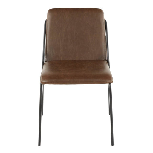 Sling Modern Chair Espresso Set of 2