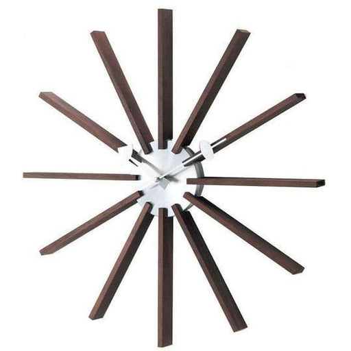 Square Spindle Clock