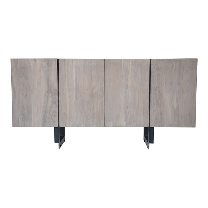 TIBURON SIDEBOARD SMALL PALE GREY