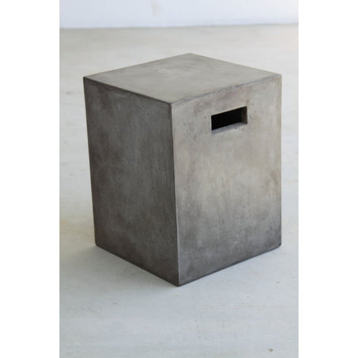 Yem Concrete Dining Stool