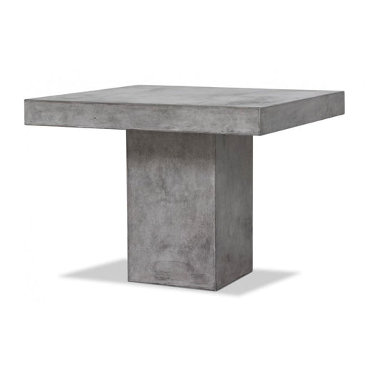 Yem Concrete Square Dining Table