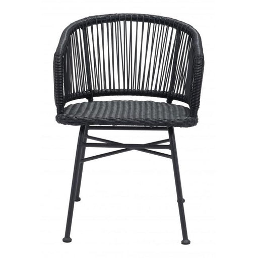 Zaragoza Dining Chair Black Set of 2