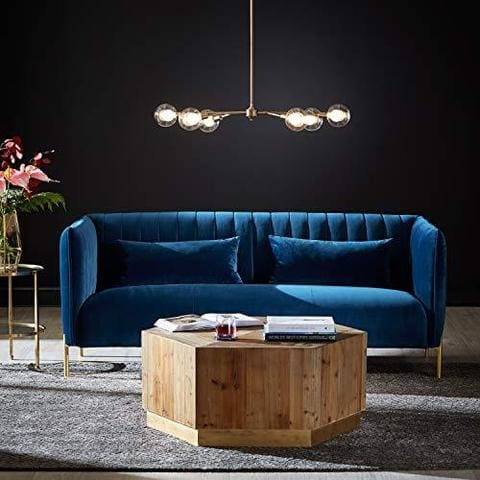 Decorating With Blue Furniture