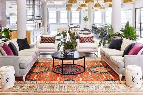 Which rug should I buy for my living room