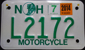 NEW HAMPSHIRE 2014 L2172