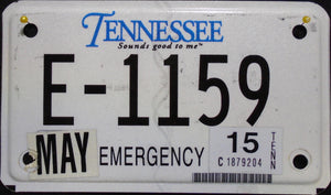 TENNESSEE EMERGENCY 2015 E 1159