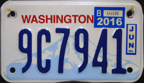 WASHINGTON 2016 9C7941