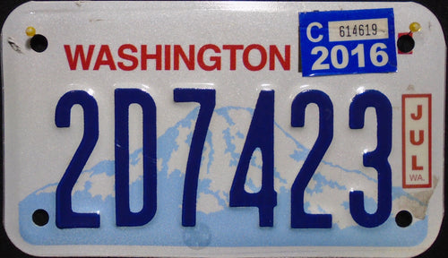 WASHINGTON 2016 2D7423