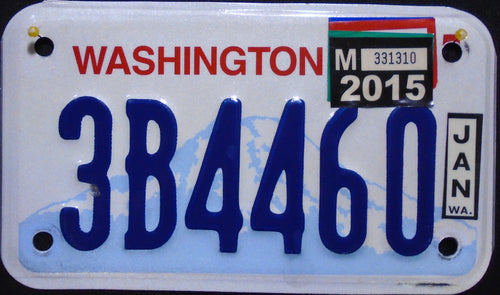 WASHINGTON 2015 3B4460