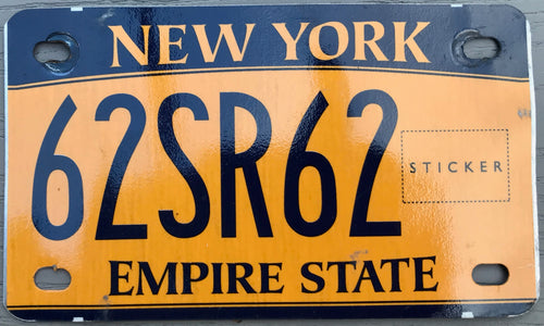 NEW YORK 62SR62