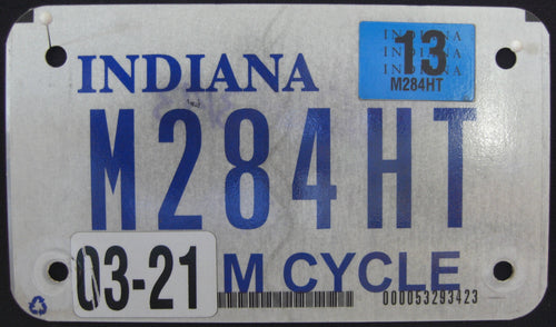 INDIANA 2013 M284HT
