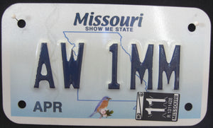 MISSOURI 2011 AW1MM