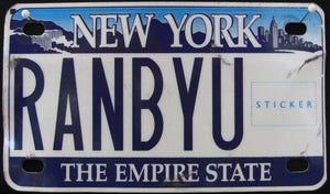 NEW YORK VANITY RANBYU