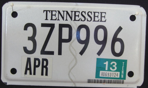 TENNESSEE 2013 3ZP996