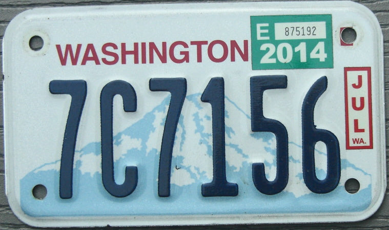 WASHINGTON 2014 7C7156