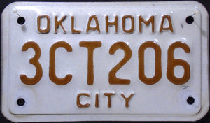 OKLAHOMA CITY 3CT206
