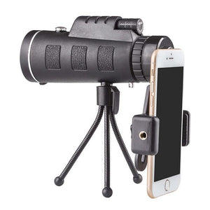 HD High Power Magnification Monocular Phone Lens