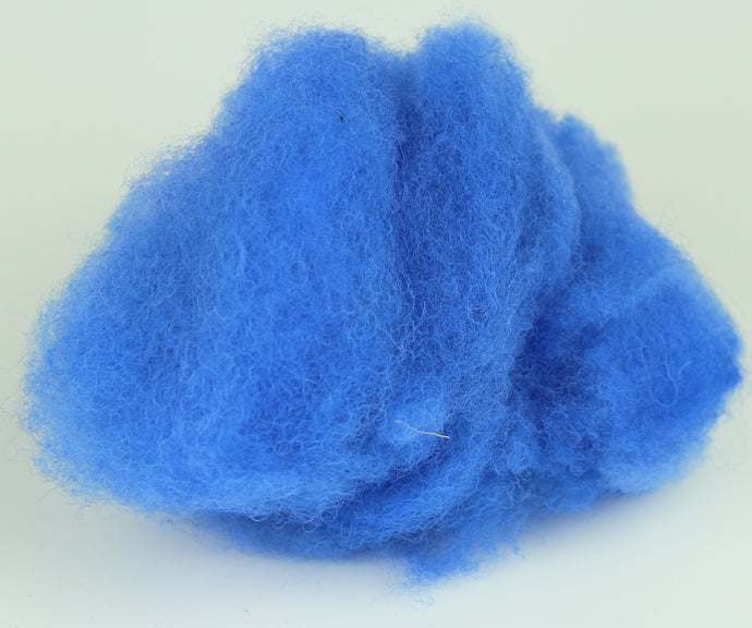 Wool, felting