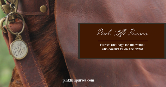 Welcome To Pink Lilli Purses!