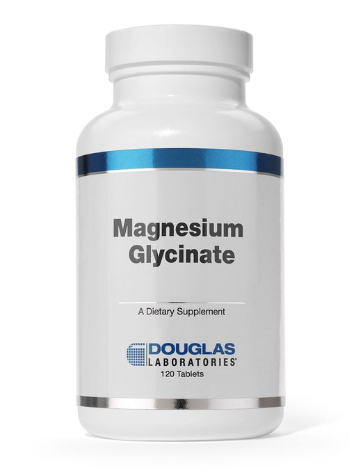 Magnesium Glycinate 100 mg - 120 Tablets