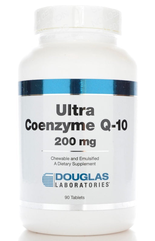 Ultra Coenzyme Q10 200 mg - 90 Tablets