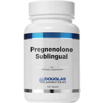 Pregnenolone 5 mg - 100 Tablets