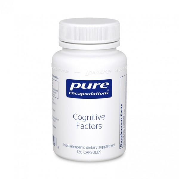Cognitive Factors - 120 Vegetarian Capsules