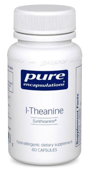 L-Theanine 200 mg - 60 Vegetarian Capsules