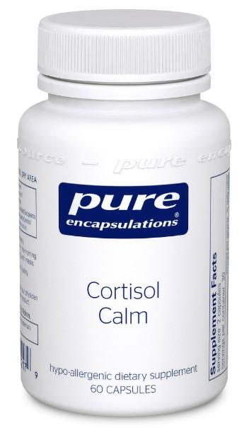 Cortisol Calm - 60 Vegetarian Capsules