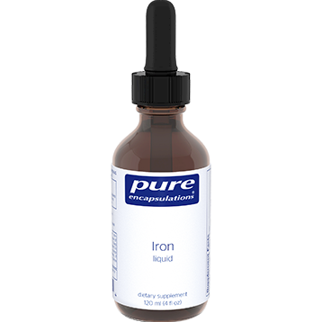 Iron Liquid - 4 fl oz