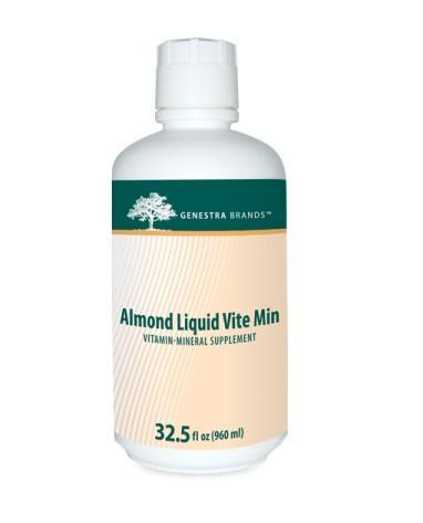 Almond Liquid Vite Min - 32.5 oz