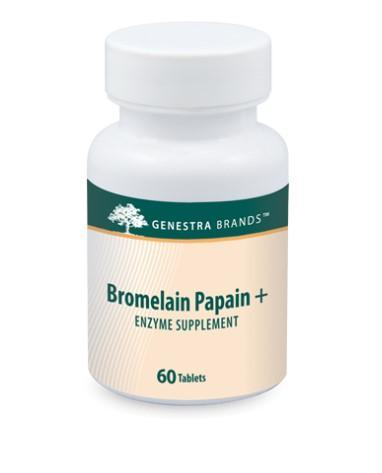 Bromelain Papain+ - 60 Tablets