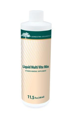 Liquid Multi Vite Min - 11.5 fl oz