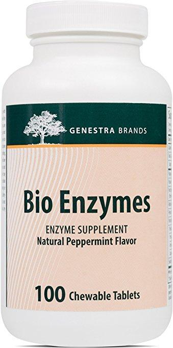 Bio Enzymes - 100 Chewable Tablets
