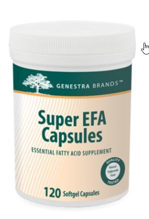 Super EFA - 120 Softgels
