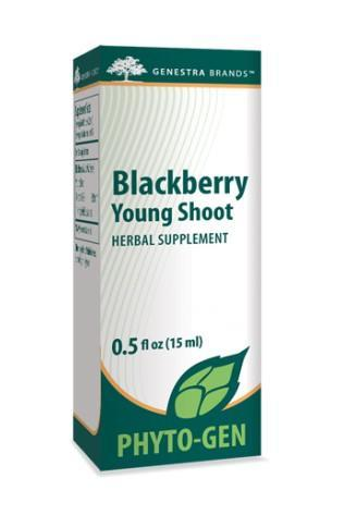 Blackberry Young Shoot - 0.5 fl oz