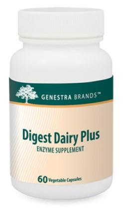 Digest Dairy Plus - 60 Vegetarian Capsules